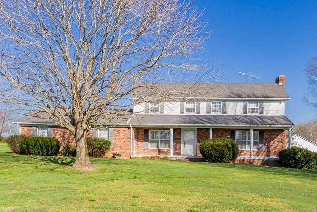 785 Hardison Lane, Olmstead, KY 42265 (MLS #RTC2265893) :: Village Real Estate