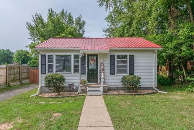 236 Gowen Dr, Shelbyville, TN 37160 (MLS #RTC2265897) :: John Jones Real Estate LLC