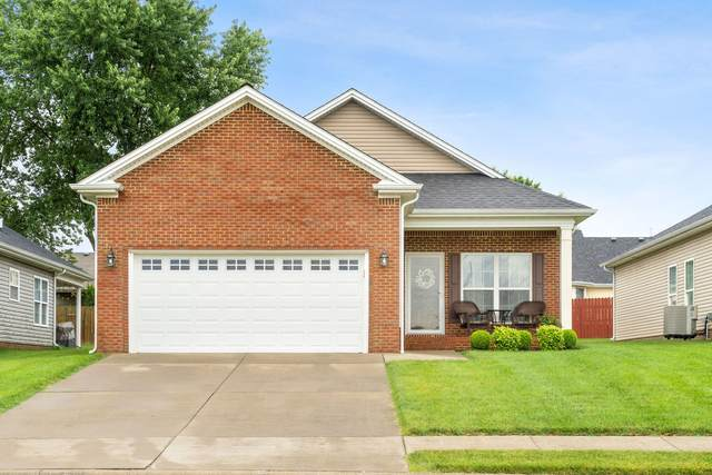 505 Bridle Way, Hopkinsville, KY 42240 (MLS #RTC2265909) :: John Jones Real Estate LLC