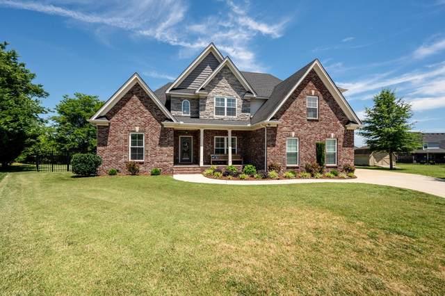 2705 Aristocrate Drive, Murfreesboro, TN 37128 (MLS #RTC2265969) :: Village Real Estate