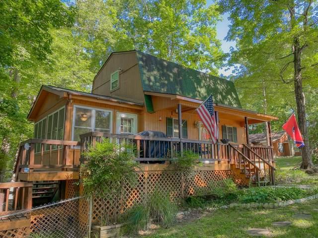 541 Saddletree Rd, Camden, TN 38320 (MLS #RTC2265984) :: Candice M. Van Bibber | RE/MAX Fine Homes