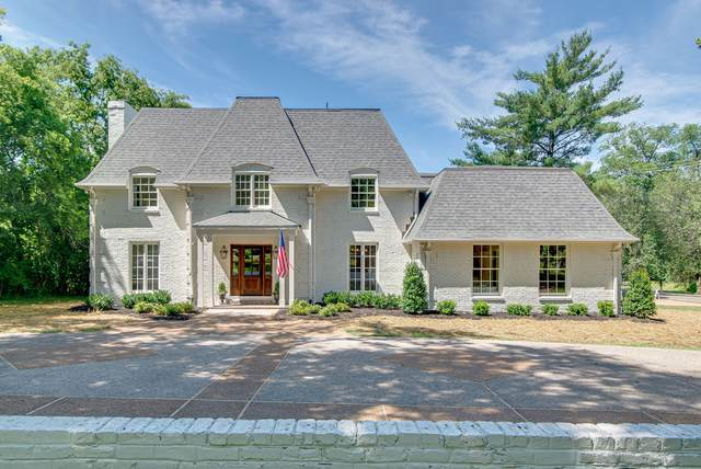 2907 Tyne Blvd, Nashville, TN 37215 (MLS #RTC2266005) :: Maples Realty and Auction Co.