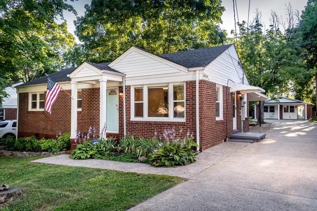 1822 Sunset Ave, Columbia, TN 38401 (MLS #RTC2266070) :: Village Real Estate