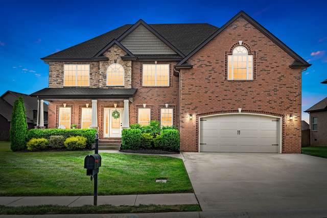 408 Clover Meadows Court, Clarksville, TN 37043 (MLS #RTC2266104) :: Nashville on the Move