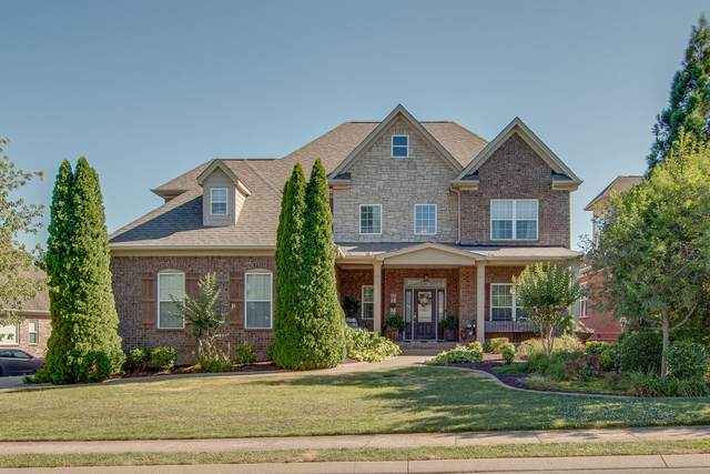 3007 Stewart Campbell Pt, Spring Hill, TN 37174 (MLS #RTC2266115) :: Exit Realty Music City