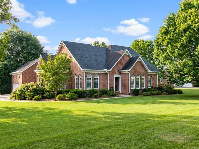 116 Kingsridge Blvd, Tullahoma, TN 37388 (MLS #RTC2266142) :: Candice M. Van Bibber | RE/MAX Fine Homes