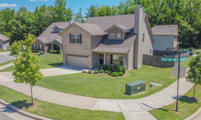 7416 Holly Leaf Way, Fairview, TN 37062 (MLS #RTC2266143) :: Village Real Estate