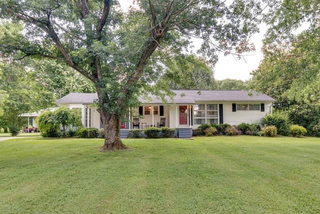 2600 Campbells Station Rd, Culleoka, TN 38451 (MLS #RTC2266146) :: Village Real Estate