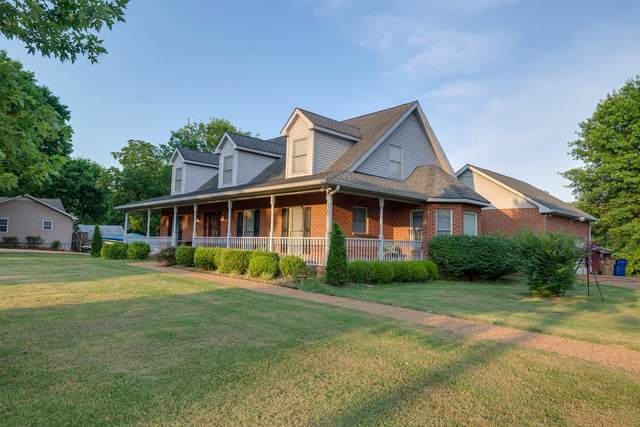 1102 Old Dickerson Pike, Goodlettsville, TN 37072 (MLS #RTC2266154) :: Village Real Estate