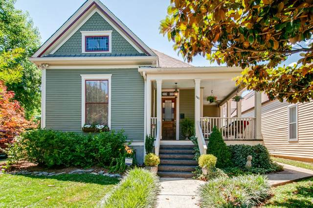 406 S 11th St, Nashville, TN 37206 (MLS #RTC2266185) :: Ashley Claire Real Estate - Benchmark Realty