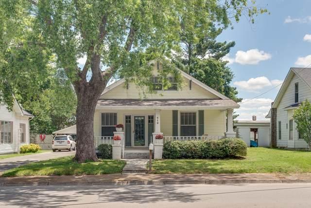 610 N Military Ave, Lawrenceburg, TN 38464 (MLS #RTC2266206) :: RE/MAX Fine Homes