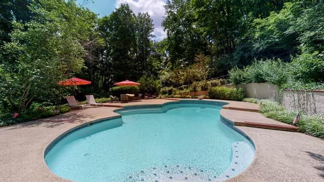 1310 Otter Creek Rd, Nashville, TN 37215 (MLS #RTC2266277) :: Village Real Estate