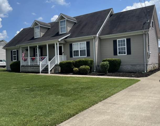 1128 Flowers Ct, Murfreesboro, TN 37130 (MLS #RTC2266356) :: Team Wilson Real Estate Partners