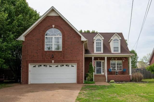 6011 Indian Ridge Blvd, White House, TN 37188 (MLS #RTC2266424) :: Trevor W. Mitchell Real Estate