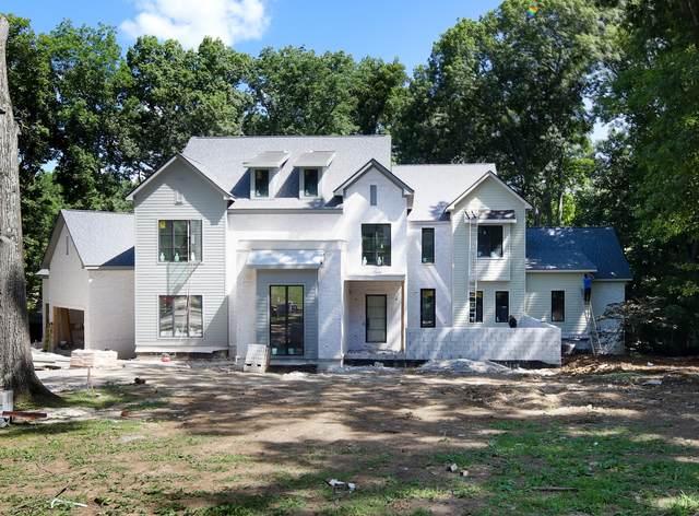 6244 Vosswood Dr, Nashville, TN 37205 (MLS #RTC2266476) :: Village Real Estate
