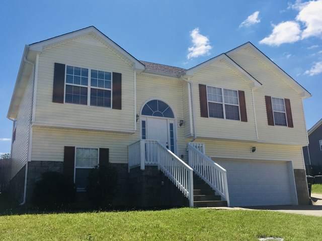 1436 Mutual Dr, Clarksville, TN 37042 (MLS #RTC2266485) :: DeSelms Real Estate