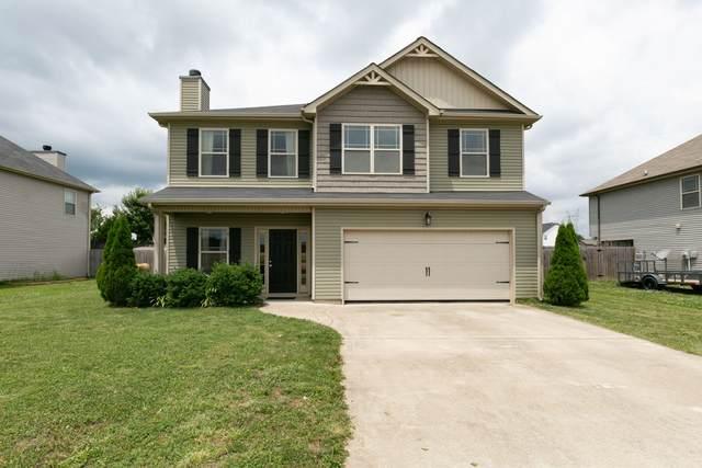 2348 Pea Ridge Rd, Clarksville, TN 37040 (MLS #RTC2266491) :: DeSelms Real Estate