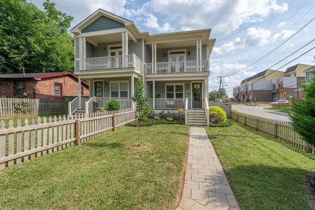 1735 Mckinney Ave, Nashville, TN 37208 (MLS #RTC2266501) :: Oak Street Group