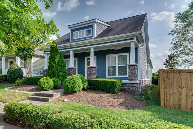 733 Meadowcroft Ln, Nolensville, TN 37135 (MLS #RTC2266520) :: The Helton Real Estate Group
