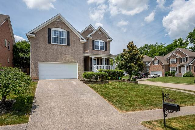 3000 Helfrich Ct, Spring Hill, TN 37174 (MLS #RTC2266683) :: Exit Realty Music City