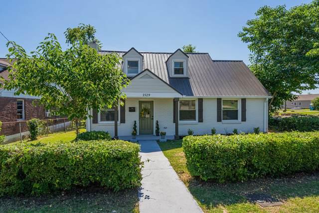 1529 21st Ave N, Nashville, TN 37208 (MLS #RTC2266695) :: Candice M. Van Bibber | RE/MAX Fine Homes