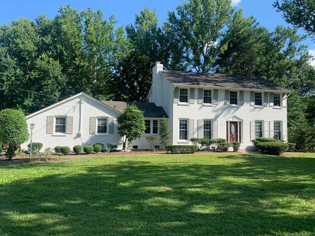 9011 Hood Pl, Brentwood, TN 37027 (MLS #RTC2266885) :: Team Wilson Real Estate Partners