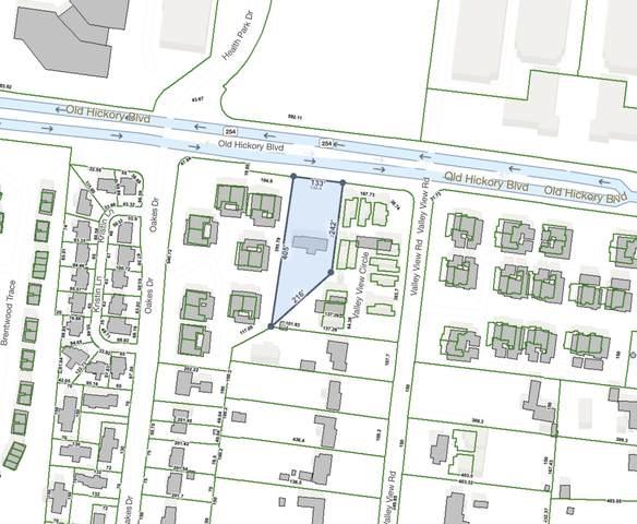 717 Old Hickory Blvd, Brentwood, TN 37027 (MLS #RTC2266999) :: Fridrich & Clark Realty, LLC