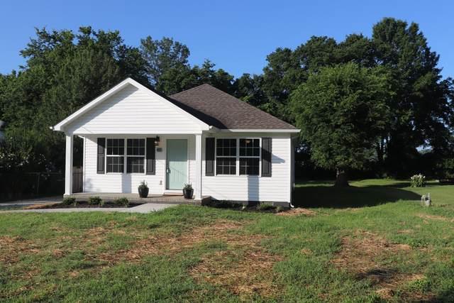 411 Adams Ave, Mount Pleasant, TN 38474 (MLS #RTC2267184) :: Oak Street Group