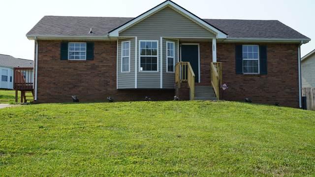 1321 Chucker Dr, Clarksville, TN 37042 (MLS #RTC2267223) :: Trevor W. Mitchell Real Estate