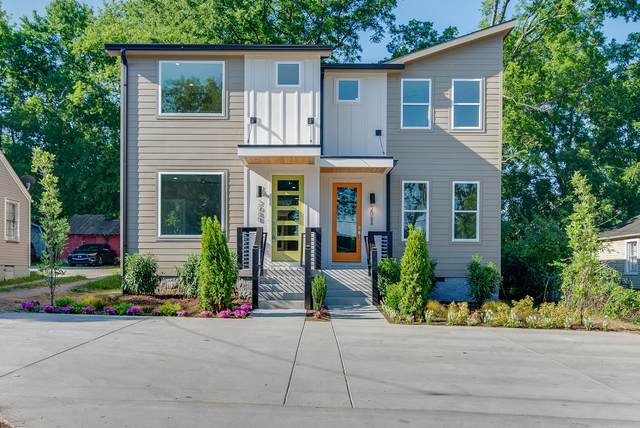 208 Queen Ave B, Nashville, TN 37207 (MLS #RTC2267256) :: Exit Realty Music City