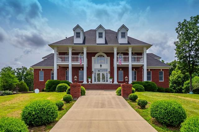 2255 Mccollum Rd, Hurricane Mills, TN 37078 (MLS #RTC2267345) :: Village Real Estate