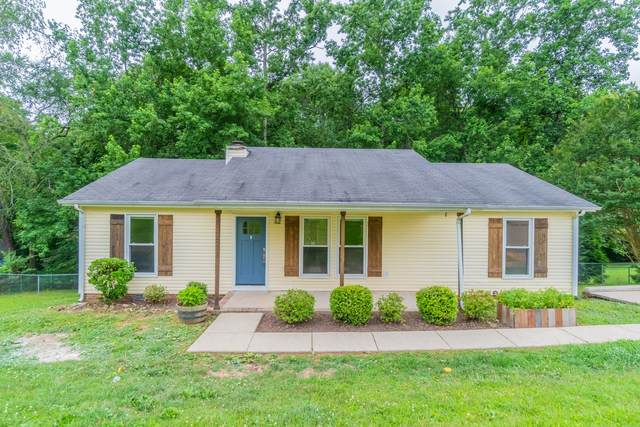1226 Chapmansboro Rd, Chapmansboro, TN 37035 (MLS #RTC2267439) :: Nashville on the Move