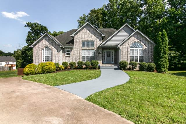 1185 Channelview Dr, Clarksville, TN 37040 (MLS #RTC2267535) :: Exit Realty Music City