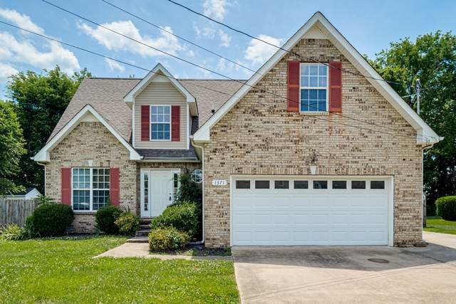 1371 Bluebonnet Dr, Clarksville, TN 37042 (MLS #RTC2267588) :: Kimberly Harris Homes