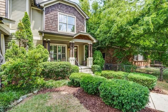 846A Bradford Ave A, Nashville, TN 37204 (MLS #RTC2267666) :: Fridrich & Clark Realty, LLC
