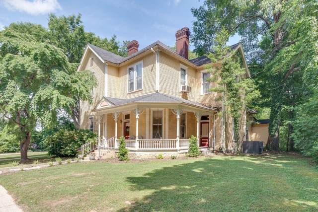 617 Mulberry Ave, Fayetteville, TN 37334 (MLS #RTC2267721) :: Nashville on the Move