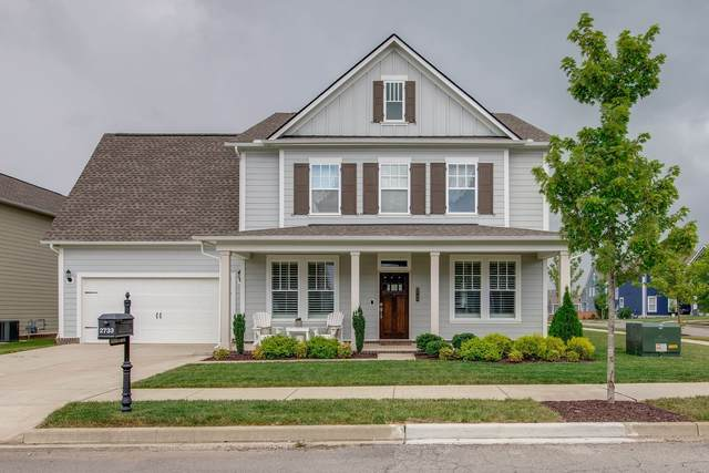 2733 Americus Dr, Thompsons Station, TN 37179 (MLS #RTC2267771) :: Nashville on the Move