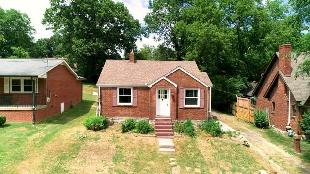 907 Carolyn Ave, Nashville, TN 37216 (MLS #RTC2267811) :: Trevor W. Mitchell Real Estate