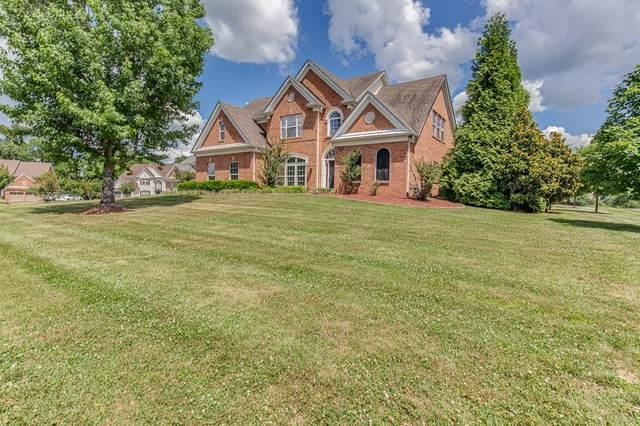 9533 Fayette Ct, Brentwood, TN 37027 (MLS #RTC2267921) :: Oak Street Group