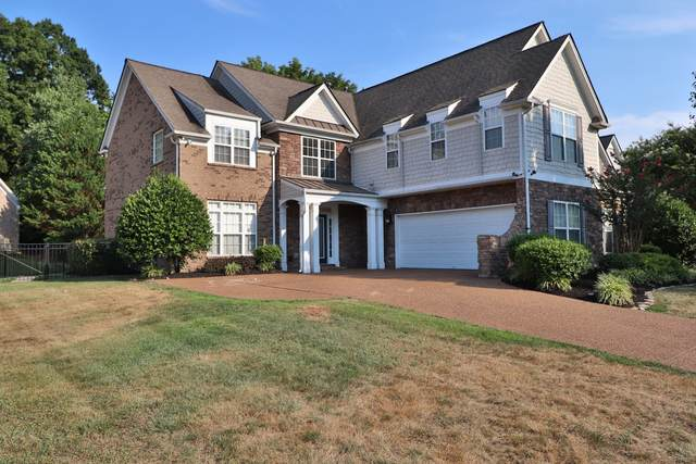 1510 Red Oak Dr, Brentwood, TN 37027 (MLS #RTC2267925) :: Exit Realty Music City