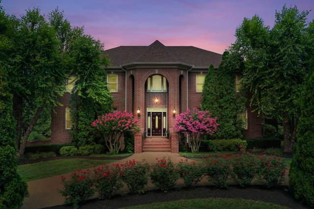 9429 Weatherly Dr, Brentwood, TN 37027 (MLS #RTC2267951) :: Nashville on the Move
