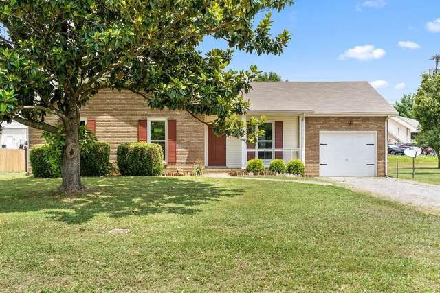 1227 Woodbridge Dr, Clarksville, TN 37042 (MLS #RTC2267958) :: Platinum Realty Partners, LLC
