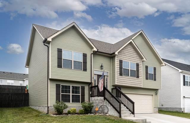 1387 Freedom Dr, Clarksville, TN 37042 (MLS #RTC2267965) :: DeSelms Real Estate