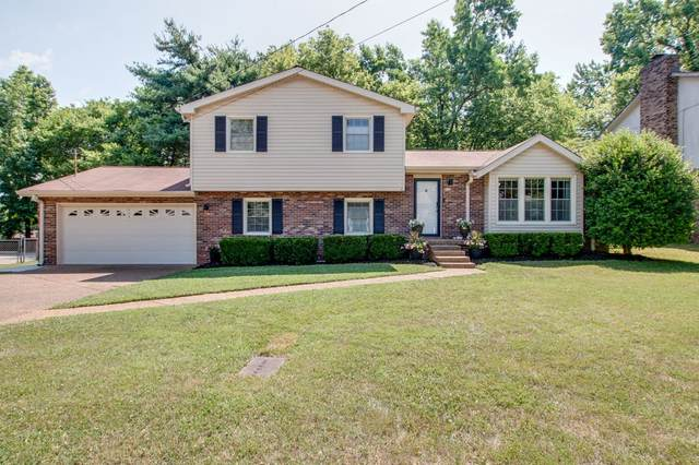 617 Highland View Ct, Hermitage, TN 37076 (MLS #RTC2268089) :: RE/MAX Fine Homes