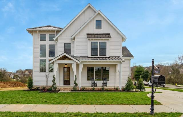 1036 Pebble Run Rd., Hendersonville, TN 37075 (MLS #RTC2268168) :: RE/MAX Fine Homes