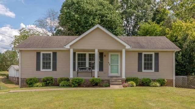 2712 Knob Ct, Clarksville, TN 37043 (MLS #RTC2268278) :: Nashville Home Guru