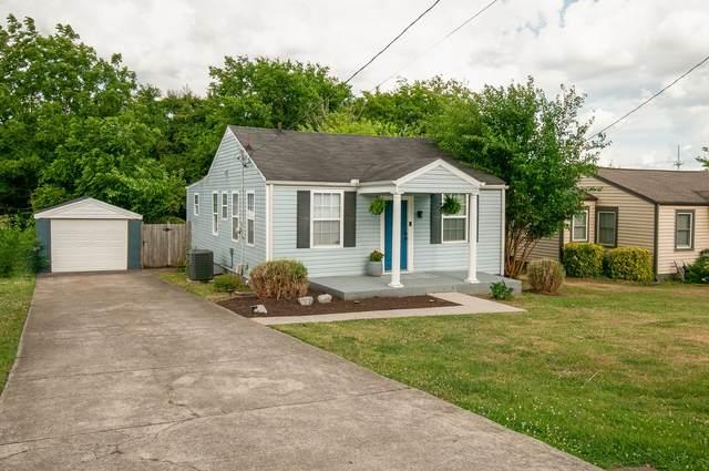 1605 Branch St, Nashville, TN 37216 (MLS #RTC2268300) :: Oak Street Group