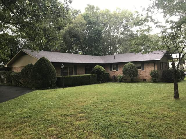 801 Westwood Drive, Tullahoma, TN 37388 (MLS #RTC2268361) :: Oak Street Group