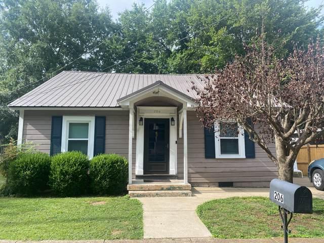 206 Jefferson St, Fayetteville, TN 37334 (MLS #RTC2268517) :: Nashville on the Move