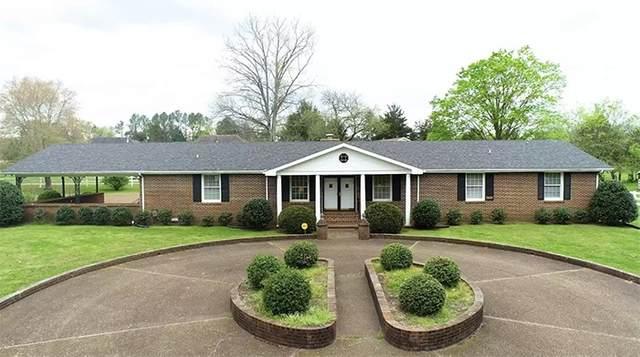 890 Old Jefferson Pike, Smyrna, TN 37167 (MLS #RTC2268605) :: Kimberly Harris Homes
